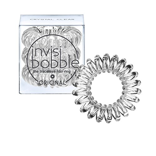 Invisibobble Traceless Hair Ring and Bracelet Suitable for All Hair Types 3 pcs