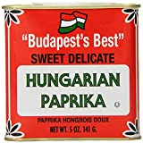 Bascom's Sweet Hungarian Style Paprika, 5 Ounce Can