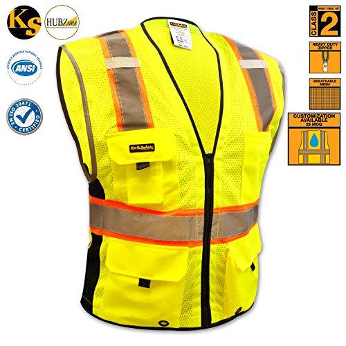 Hi Vis Jackets With Led Lights - 1