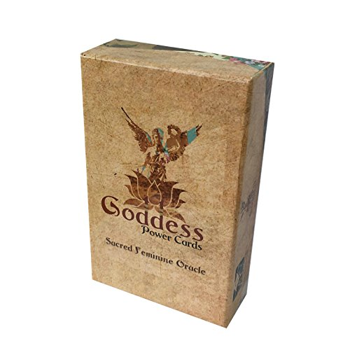 Goddess Power Cards