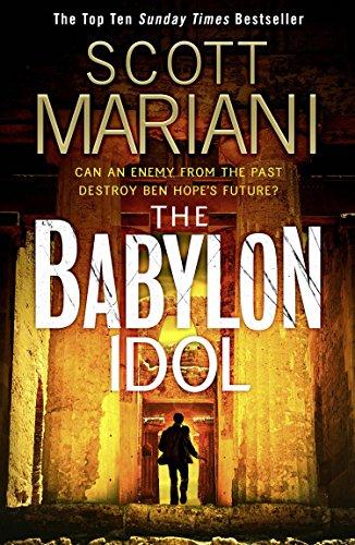 B.O.O.K The Babylon Idol (Ben Hope, Book 15) DOC