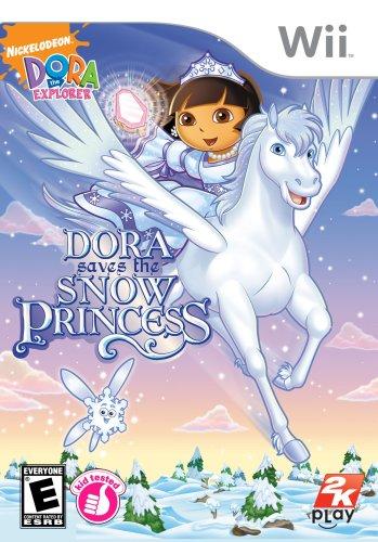 Dora the Explorer: Dora Saves the Snow Princess - Nintendo Wii ()