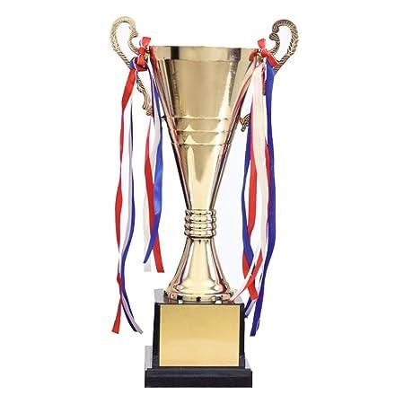 Trofeos Evento Competición Campeón Trofeo Trofeo de Metal Fútbol ...