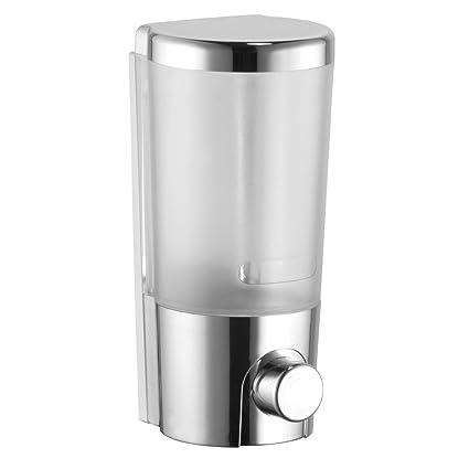 Goonj Coral Liquid Soap Dispenser,Chrome