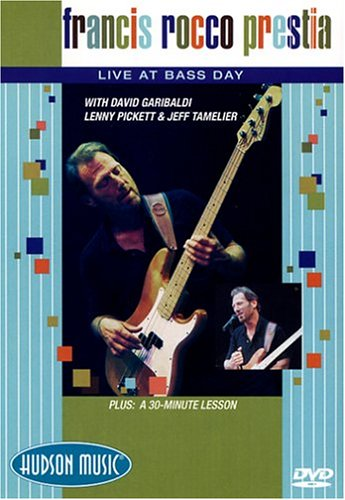 (Francis Rocco Prestia Live At Bass Day DVD)