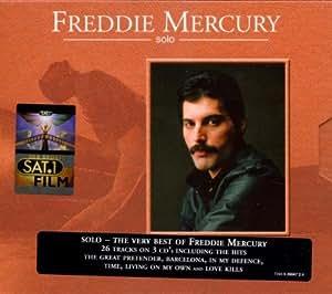 Freddie Mercury - Solo - Amazon.com Music