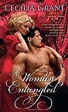 A Woman Entangled, Cecilia Grant, 0345532562