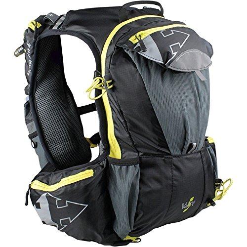 1289be762e RaidLight Ultra Vest Olmo 5L Hydration Pack (Black/Yellow)