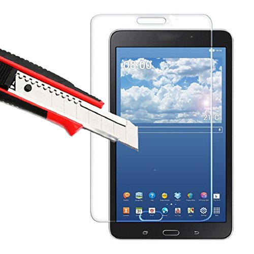 Changeshopping(TM) Tempered Glass Screen Protector Film For Samsung Galaxy Tab 4 8.0 T331C
