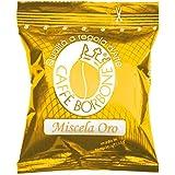 Caffè Borbone Capsule Miscela Oro - Confezione da 100 Pezzi