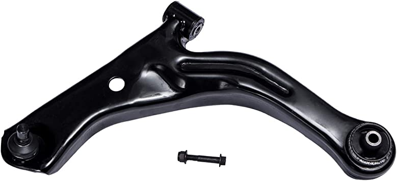 Left Right Front Lower Control Arm and Ball Joint Assembly Compatible Mazda Tribute Ford Escape Mercury Mariner Driver Passenger Side AUQDD 2PCS K80399 K80400 Professional Suspension