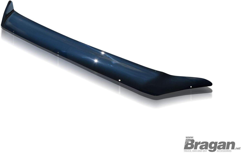 Bragan BRA32922 SUV 4x4 Van Bonnet Guard Shield Protector Smoked Tinted Transparent Acrylic Fitting Kit