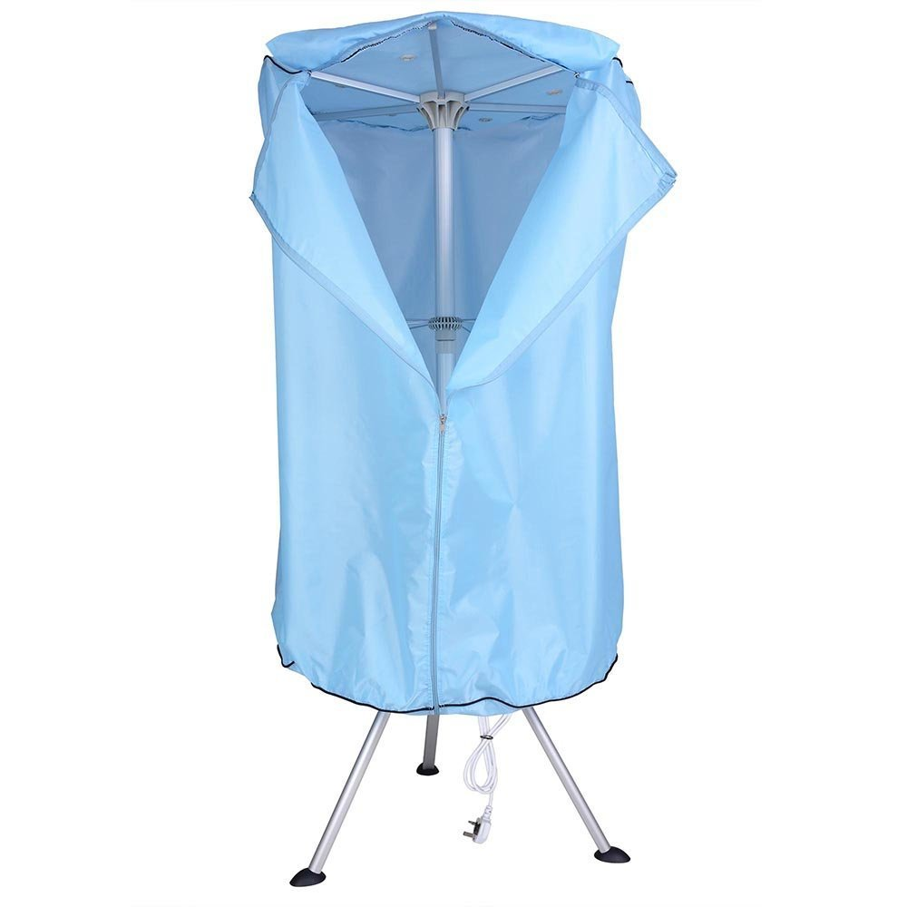 Maxi Dry Portable Heated Electric Clothes Dryer Indoor Energy Saving Airer Rack