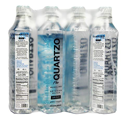 Buy bottled alkaline water