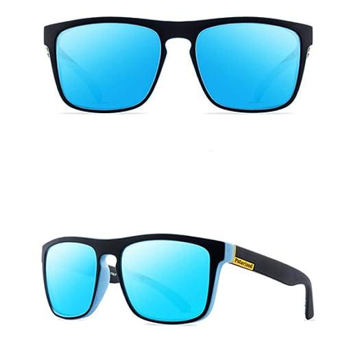 Yangjing-hl Gafas de Sol polarizadas Gafas de Sol para ...
