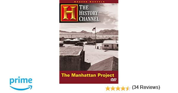 Amazon.com: Modern Marvels - The Manhattan Project (History ...
