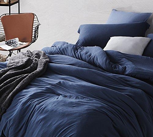 Byourbed Bare Bottom Comforter - Twin XL Bedding Nightfall Navy