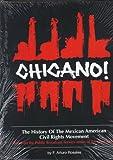 Chicano! : The History of the Mexican American Civil Rights Movement, Rosales, Arturo F., 1558851526