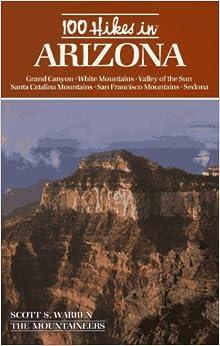 100 Hikes in Arizona