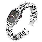 Mosonio Compatible for Apple Watch Band 40mm with