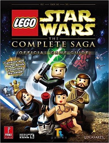 Lego Star Wars: The Complete Saga: Prima Official Game Guide (Prima ...