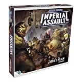Star Wars Imperial Assault Jabba's Realm Fantasy Flight Games - Board Game