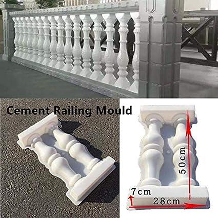 Moule en plastique pour escalier colonne