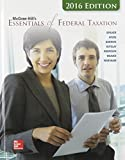 McGraw-Hill's Essentials of Federal Taxation, 2016 Edition, Spilker, Brian and Ayers, Benjamin, 1259415058