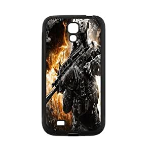 Custom Call Of Duty Game Back Cover Case for SamSung Galaxy S4 I9500 JNS4-789