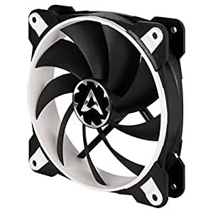 ARCTIC BioniX F120 (White) - Silent 3-Phase Motor Gaming Fan with PWM and PST