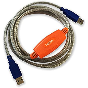 how to make laplink cable