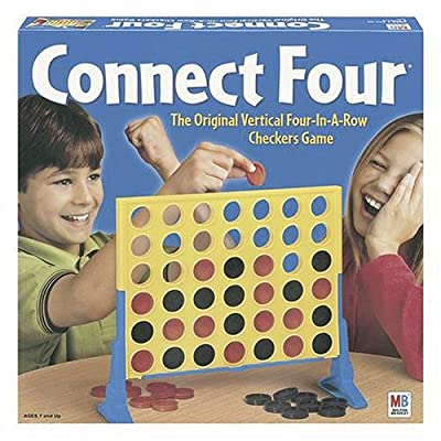 Hasbro Gaming Connect Four: Toys & Games