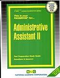 Administrative Assistant II, Jack Rudman, 0837318491
