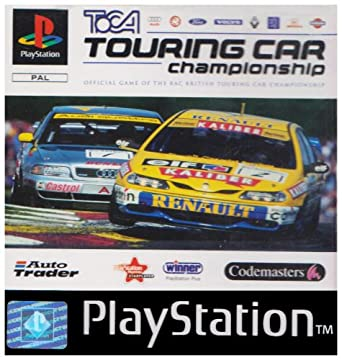 TOCA Touring Car Championship (PS): Amazon co uk: PC & Video