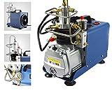 Set Pressure Electric High Pressure Air Compressor Pump Machine- Airgun 30Mpa
