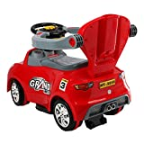 3 in 1 Kids Stroller Walking Car and Ride On Push
