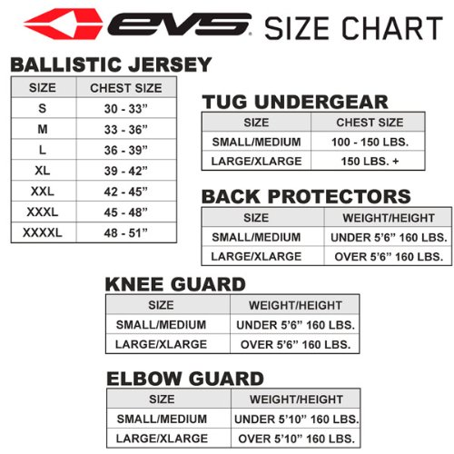 EVS Street Riding Chest Protector Vest by EVS sports (Image #4)