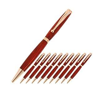 Legacy Woodturning, Fancy Pen Kit, Pack of 10