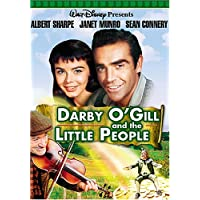 Darby Ogill and the Little People (Bilingual)