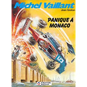 Michel Vaillant, tome 47 : Panique à Monaco