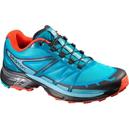 (サロモン) Salomon レディース ランニング?ウォーキング シューズ?靴 Wings Pro 2 Trail Running Shoe [並行輸入品]