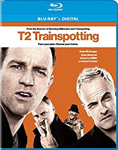 Cover Image for 'T2 Trainspotting [Blu-ray + Digital]'