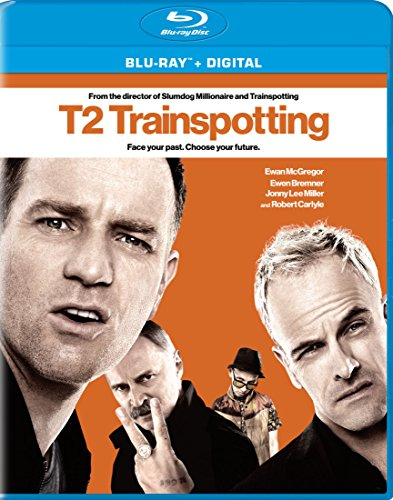 Blu-ray : T2 Trainspotting (Ultraviolet Digital Copy, Widescreen, AC-3, Dolby, )