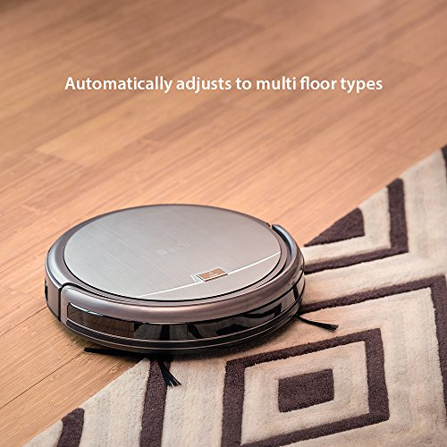 Ilife A4 Robot Vacuum Cleaner Titanium Gray Buy Online