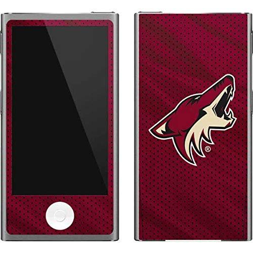 - Skinit NHL Arizona Coyotes iPod Nano (7th Gen&2012) Skin - Phoenix Coyotes Home Jersey Design - Ultra Thin, Lightweight Vinyl Decal Protection