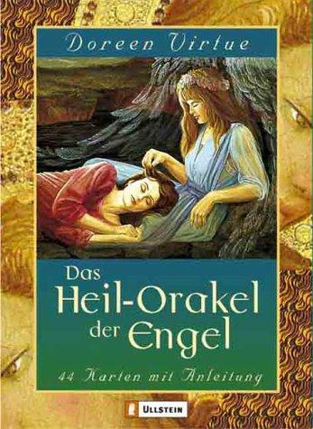 Das Heil-Orakel der Engel, Karten-Set