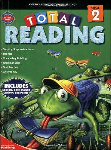 Total Reading, Grade 2
