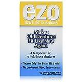 Ezo Denture Cushions Upper Heavy 12 Each (Pack of 6)