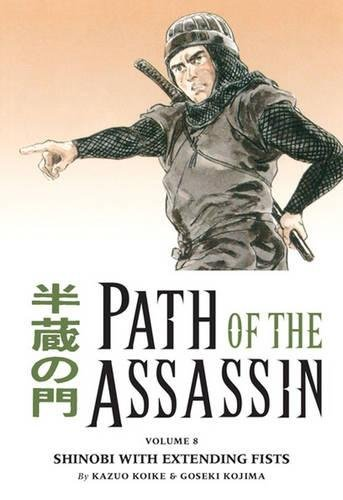 Path Of The Assassin, Vol. 8 (v. 8)