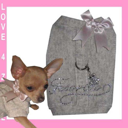 S Schatz Chihuahua Softgeschirr Hundemantel Hunde Pullover Hoodie für kleine Hunde Handarbeit